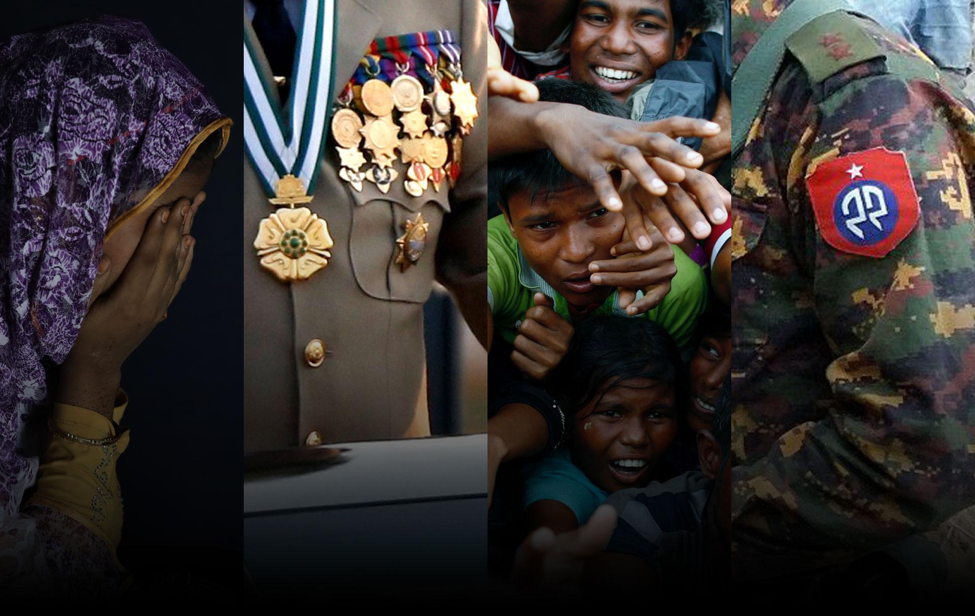 রোহিঙ্গা গণহত্যা: মিয়ানমারের সামরিক ব্যাংকের সাথে আর কোনো লেনদেন করবে না ওয়েস্টার্ন ইউনিয়ন