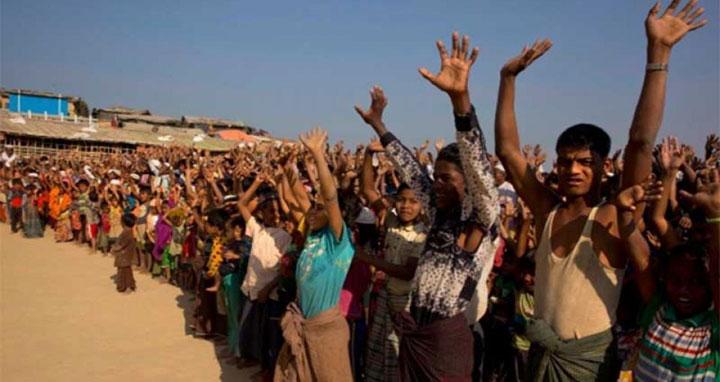 টাস্কফোর্সের বৈঠক : রোহিঙ্গা ক্যাম্পে মোবাইল ভয়েস সেবার মান বাড়ানোর সুপারিশ