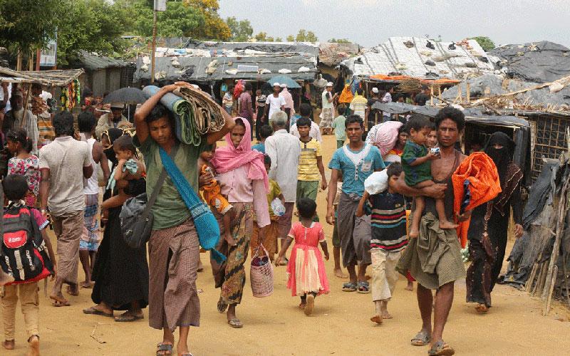 রোহিঙ্গা প্রত্যাবাসনে মিয়ানমারের সঙ্গে আলোচনায় বসতে চায় বাংলাদেশ