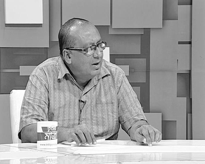 সীমান্ত হত্যার পাল্টা জবাব না দিলে বিপদ বাড়বে : এম শাহিদুজ্জামান
