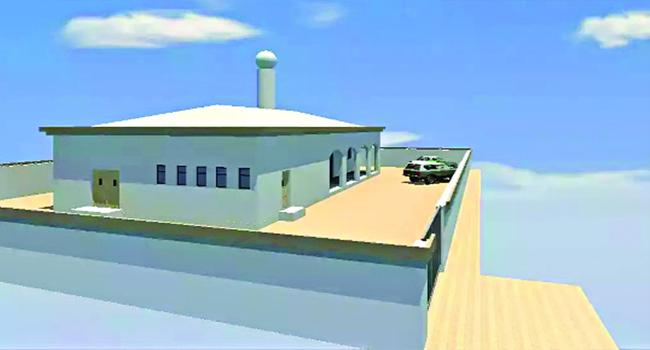 দক্ষিণ আফ্রিকায় বাঙালী মুসলিমদের 'আল আকসা' মসজিদ